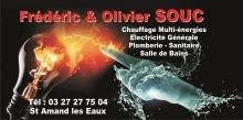 Frederic Souc: Chauffage Electricité Photovoltaïque Plomberie Salle de bain Carrelage